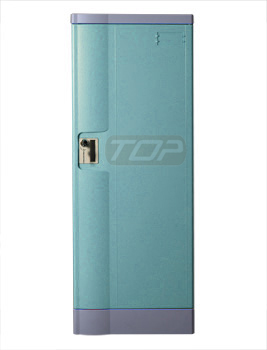 ABS Double Tier Locker, Strong Lockset for Security, Rust Proof