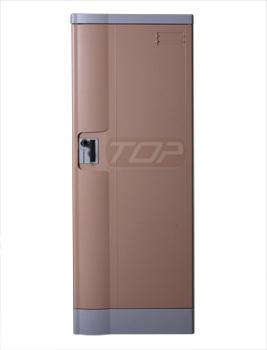 ABS Plastic Double Tier Factory Locker, Rust Proof, Smart Design