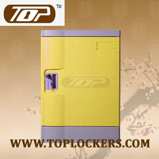 Four Tier Locker ABS Plastic, Smart Designs in Interior, Rust Proof