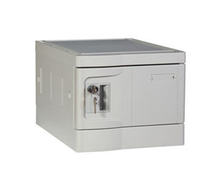 ABS Plastic Office Locker, Smart Designs, Strong Lockset, Rust Proof