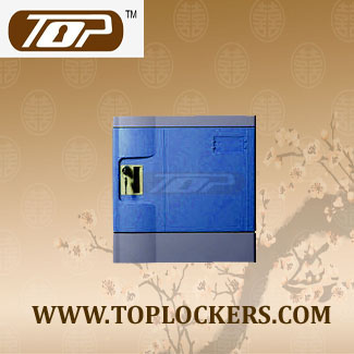 ABS Plastic Six Tier Storage Locker, Rust Proof, Smart Designs