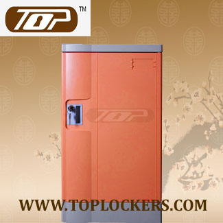 ABS Plastic Storage Locker, Multiple Locking Options, Rust Proof