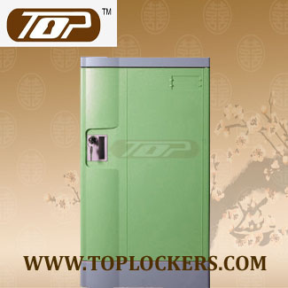 ABS Plastic Triple Tier Factory Locker, Multiple Locking Options