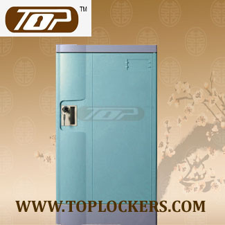 ABS Plastic Water Park Locker, Triple Tier, Smart Designs, Rust Proof