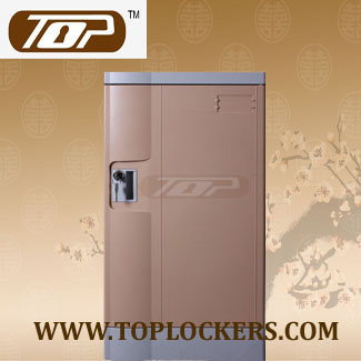 ABS Triple Tier School Locker, Multiple Locking Options, Rust Proof