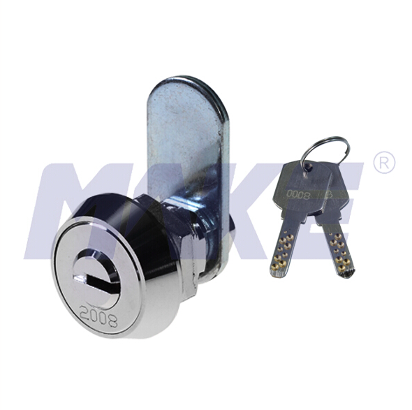 Zinc Alloy Dimple Key Cam Lock, High Security