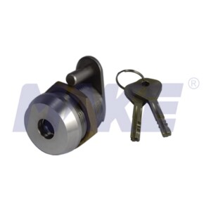 Stainless Steel/Brass Anti-Theft Cam Lock, Nickel Plated