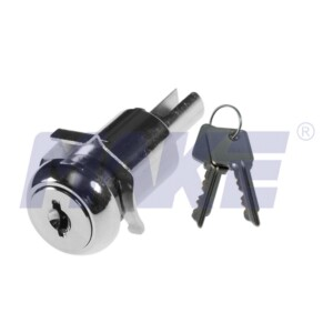 Cam Lock with Dust Shutter, Key Auto Return to Lock Position