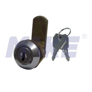 Mini Zinc Alloy Cam Lock, Spring Loaded Disc Tumbler System
