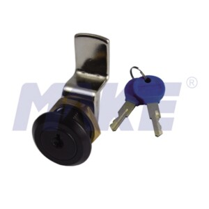 Plastic Cam Lock with Spring Loaded Disc Tumbler System