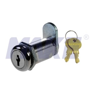 Zinc Alloy 35.3mm Wafer Key Cam Lock, Spring Loaded Disc Tumbler