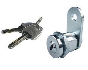 Longer Dimple Cam Lock, Zinc Alloy, Brass, Big and Long Size