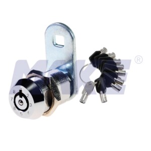 Zinc Alloy, Brass 30mm Tubular U-change/Magic Cam Lock