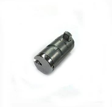 T-Handle Cylinder Plug Lock for Vending Equipment, Spring Bolt