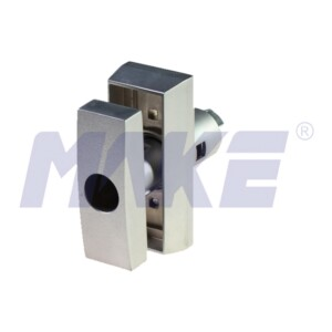 Vending Machine T-Handle Lock, Zinc Alloy, Satin Chrome