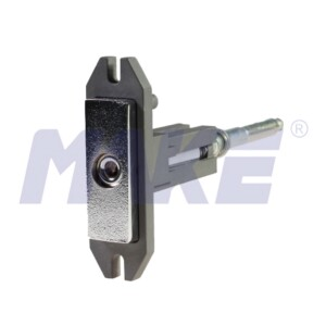 Vending Machine T-Handle Lock, Zinc Alloy, Steel, Anti-drill Ball