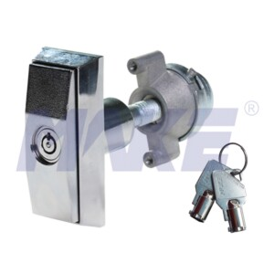 Vending Machine T-Handle Lock, Zinc Alloy, Steel, Optional Plunger