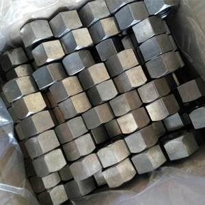 A194 Grade 8 Stainless Steel Heavy Hex Nuts, ANSI B18.2.2, 1IN