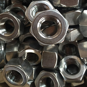 ASTM A194 Gr.8 Heavy Hex Nuts, ANSI B18.2.2, 1 1/4 Inch