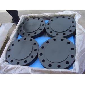 Blind flange, ASTM A105, 600#, 8 Inch, RF, ASME B16.5
