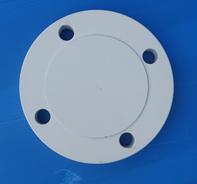 熔结环氧涂层盲法兰,ASTM A105, 2英寸