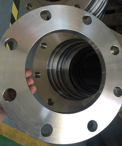 ASTM A182 F304L SO Flange, 12 Inch, STD Bore, Class D