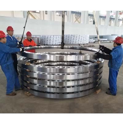 可焊接滑移式法兰,ASME SA-516级70,OD 2876.55 * ID 2514.6 MM