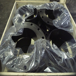 ASTM A105 Weld Neck Flange, 14 Inch, 300#, SCH40, RF
