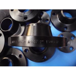 ASTM A105 Weld Neck Flange, 3 Inch, 150 LB, ANSI B16.5
