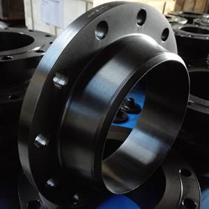 ASTM A105N WN法兰,10英寸,等级150磅,SCH 40