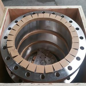 ASTM A182 F304 Stainless Steel WN Flange, 12 Inch, Class 150, RF