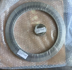 Flexitallic CGI Spiral Wound Gasket with Graphite Filler, 10 Inch