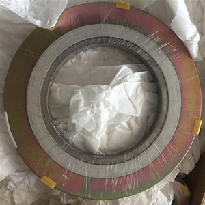 Spiral Wound Gasket with Graphite Fillter, 6 Inch, 600 LB