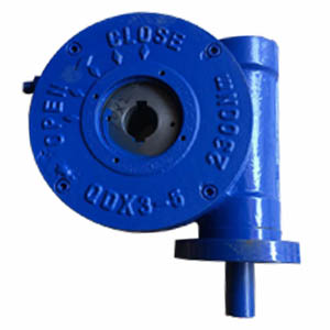 Ductile Iron Butterfly Valve Gear Box, 10 Inch