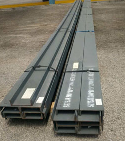S275JR Beam, UPN 240, WT 90mm, OD 240 x 80mm, L 12000mm