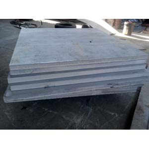 SS 316 Plate, 2-1/2 Inch, 48 Inch x 48 Inch