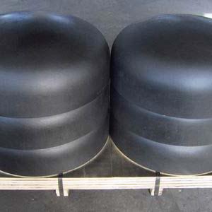 碳钢管帽,ANSI B16.9, 26英寸,斜端
