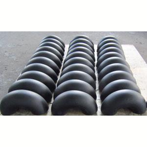 Short Radius 180D Elbow, ASTM A234 WPB, SCHXXS, 3 Inch