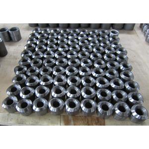 MSS-SP-97 Weldolet, ASTM A105, 6x2 Inch, SCH40