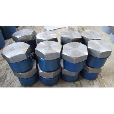 NPT Hex Head Plug, ASTM A105, 1 Inch, 6000 LB