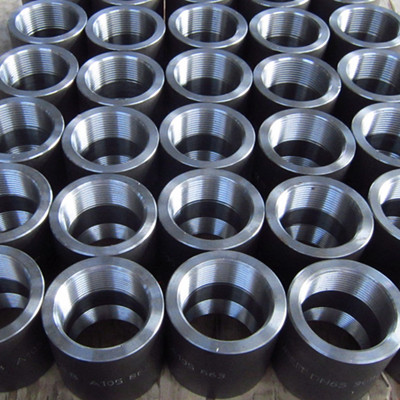 NPT Threaded Couplings, ASTM A105, 2 1/2 Inch, 3000 LB