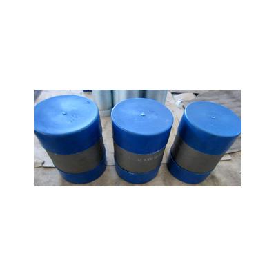 不锈钢乳头,A312 TP 316,SCH 40 3/4×2英寸,NPT