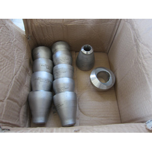 8 X 6 Inch Concentric Reducer, A403 WP304L, ASME B16.9, SCH 80S