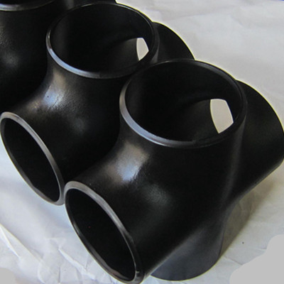 碳钢十字,A234 WPA,4英寸,SCH STD,BW