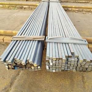 S355J2 Steel Square Bar, 20 x 20 x 6000mm, EN10059: 2006