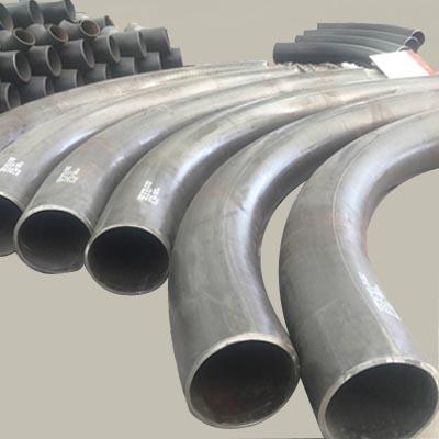 API 5L X70 PSL2 LSAW钢管,16英寸,9.53 MM,5D弯曲90°
