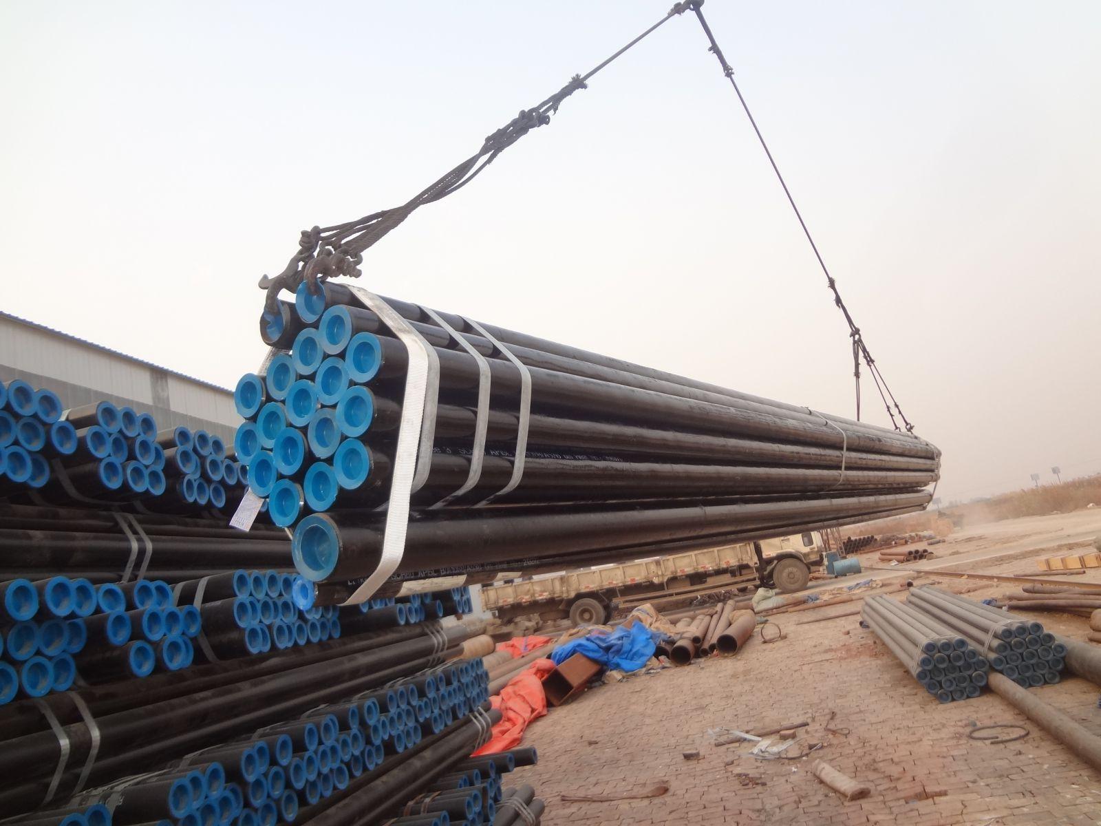 ASTM A106 GR.B Carbon Steel Pipe, 10 Inch, SCH 30, 6M
