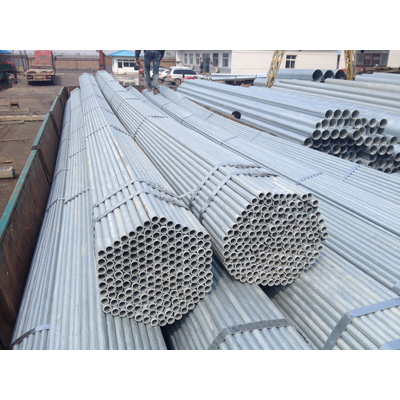 ASTM A106 Gr.B Galvanized Seamless Pipe, 1 Inch, SCH 40, 6000mm