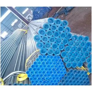 Galvanized Steel Pipe, ASTM A53 GR.B, DN32, 6M, STD, PE