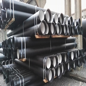 ISO 2531-1998 K9 Ductile Iron Pipe DN300 6M